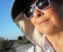 Nancy Liddle, Donna Campisi, Camino de Santiago in Spain