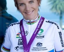 Carol Cooke, Donna Campisi, Run Donna Run blog, Para Cycling