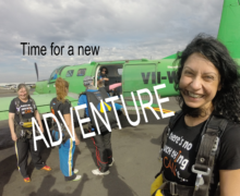 Donna Campisi, Run Donna Run,Adventure Challenges, Workshops, Resilience
