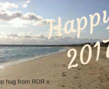 Happy 2017, Run Donna Run, Donna Campisi,