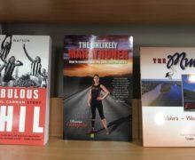 The Unlikely Marathoner, Donna Campisi, Run Donna Run, book launch, Mildura, Collins Booksellers Mildura,