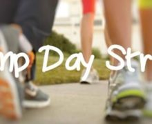 Donna Campisi, Run Donna Run, walking group, hump day stride,